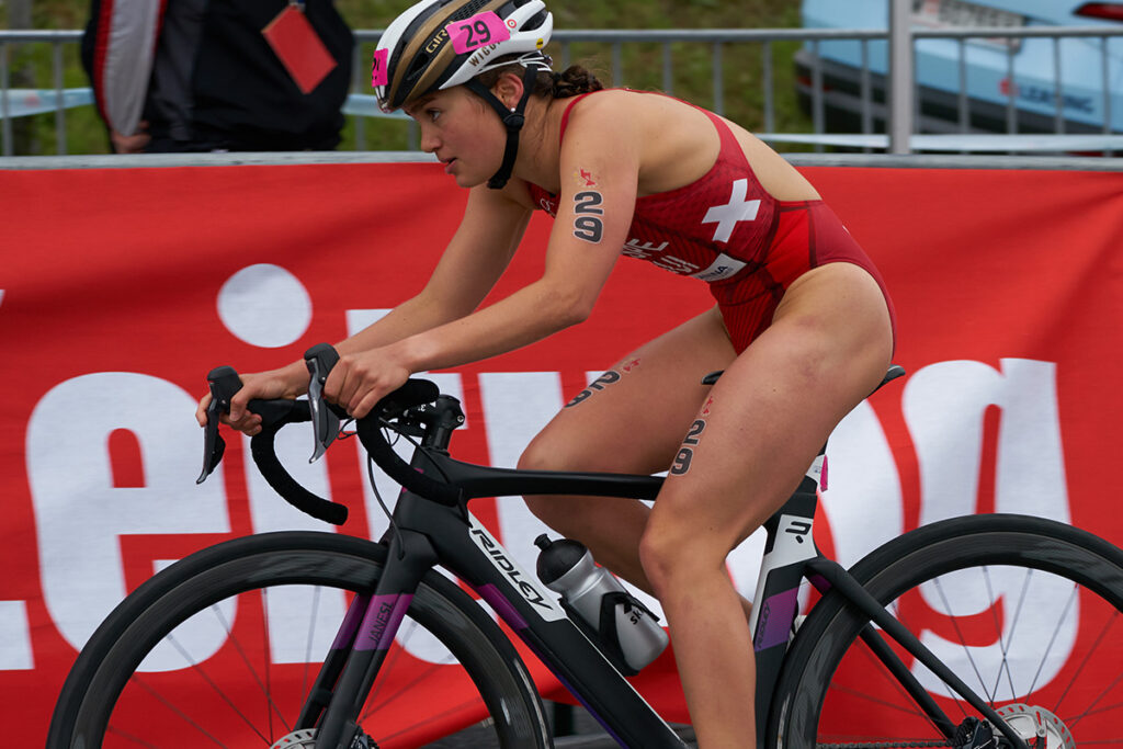 Livia Wespe - Triathletin